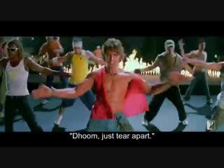 Dil laga na - full song _ dhoom_2 _ hrithik roshan _ aishwarya rai