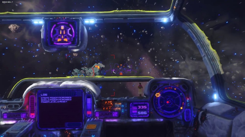 Frigate Huntin' With a Buddy in Rebel Galaxy Outlaw