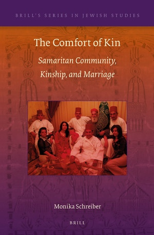 The Comfort of Kin Samaritan Community Kinship and Marriage