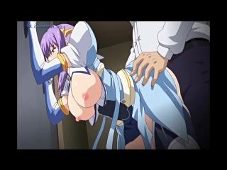 (Hentai Videos)  Nerawareta Megami Tenshi Angeltia (1 серия)
