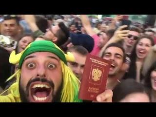 Бразилец Томер Савойа: Я хочу паспорт гражданина России