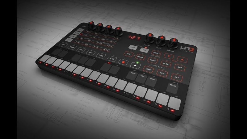 UNO Synth analog synthesizer You don't have to go big to sound huge