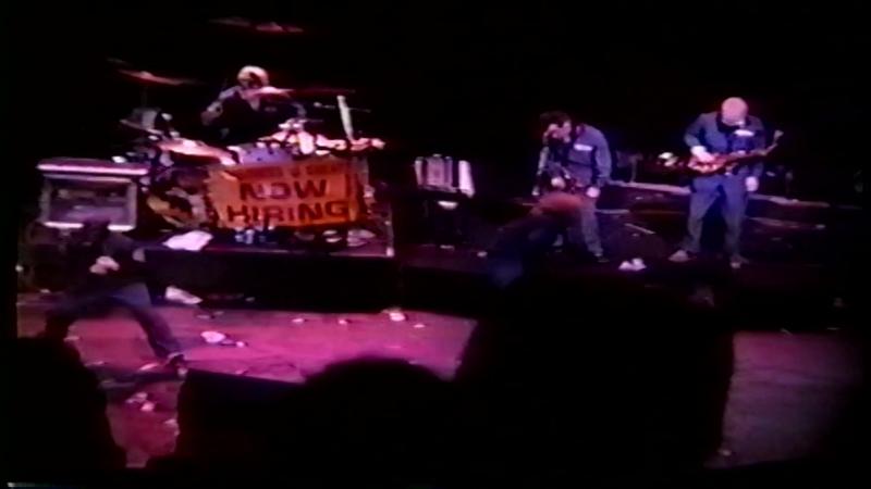 13 Mr Bungle My Ass Is On Fire The Warfield San Francisco Ca Usa 1992 04 20