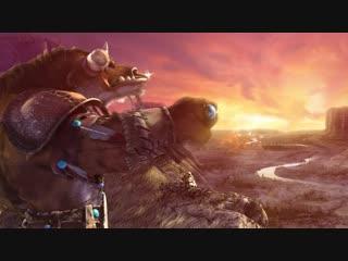 Вступительный ролик к World of Warcraft