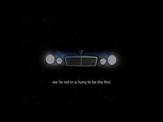 Mercedes-Benz, comm / Mercedes-Benz, рекламный ролик
