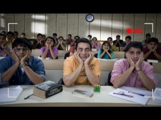 Три идиота / 3 Идиота / 3 Idiots (2009) драма, комедия   Индийские фильмы