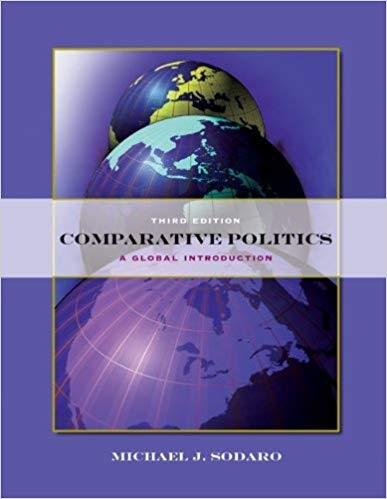 Comparative Politics A Global Introduction