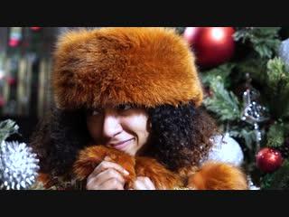 Светлана шумейко. рождественское меховое шоу в простории. 6 января 2019
