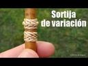 Sortija de variación tipo lomo de yacaré El Rincón del Soguero