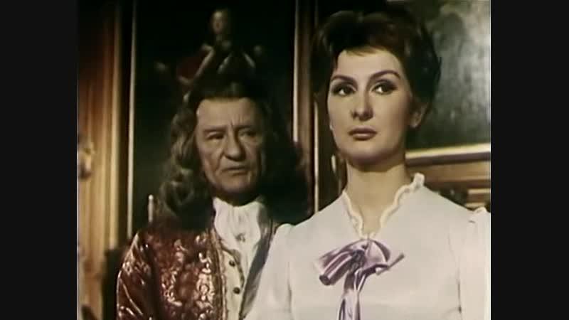 Графиня Коссель 1 серия 1968