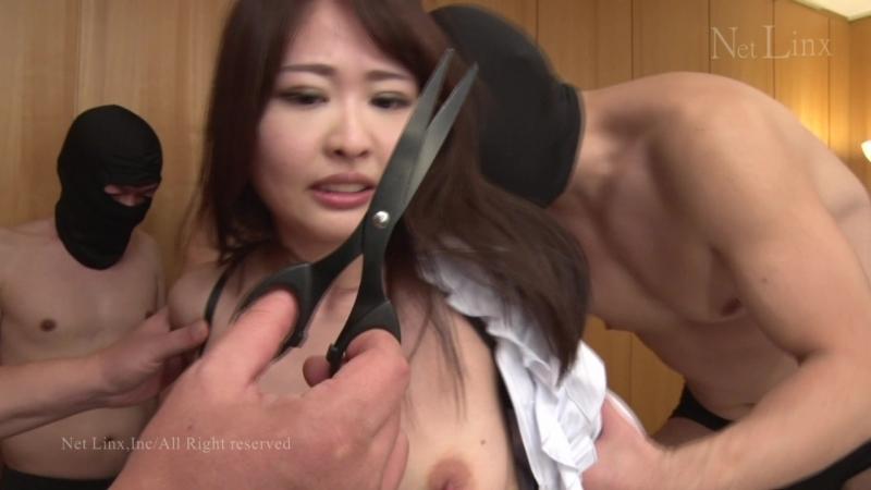 Весь цех изнасиловал секретаршу японку в колготках Азиатку