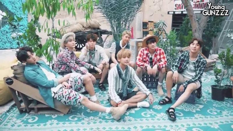방탄소년단 2016 Summer Package BTS in DUBAI рус саб Young Gunzzz