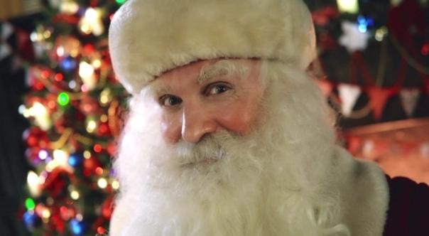 Дед мороз поздравление полина