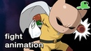 ONE PUNCH CAT - 'Saitameow' the Hero - Fan Animation