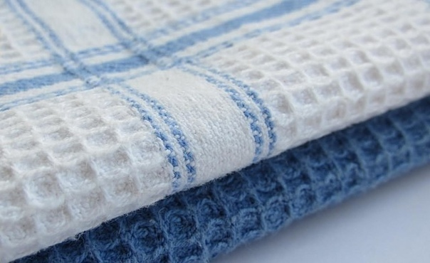 Как отстирать кухонные полотенца и салфетки Удаляем все пятна легко и просто