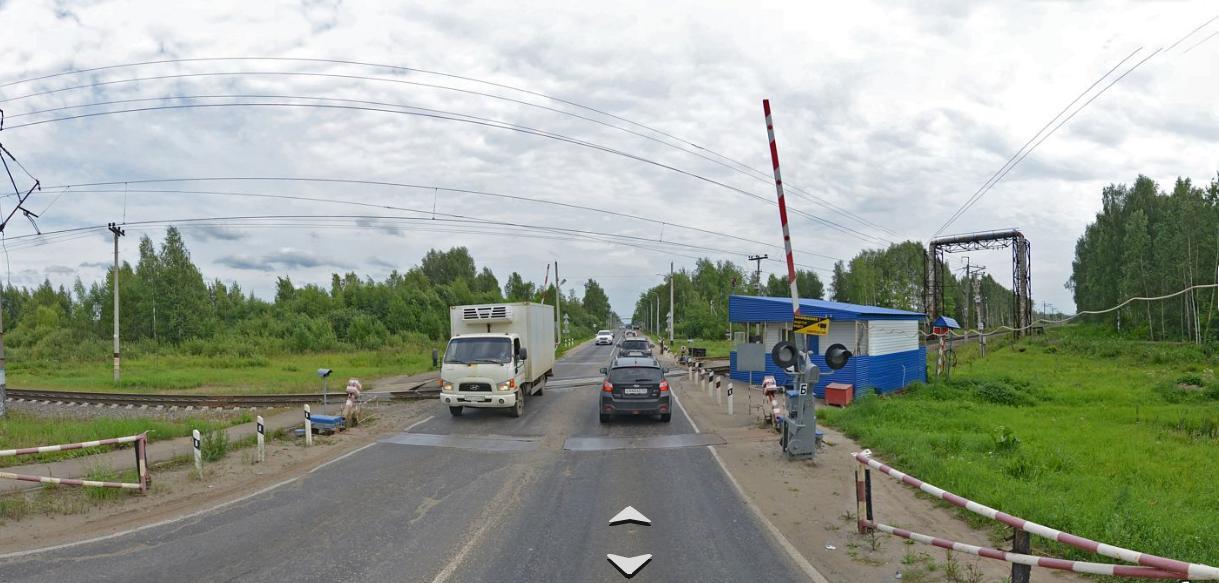 В Ярославле на Костромском шоссе построят мост над железной дорогой.