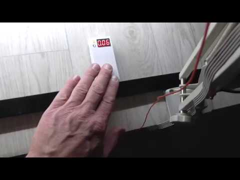 Ремонт лифтового фотобарьера VEGA