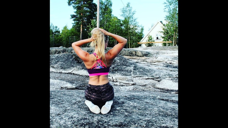 Crazy Pull-Ups progression - Norwegian Girl Power