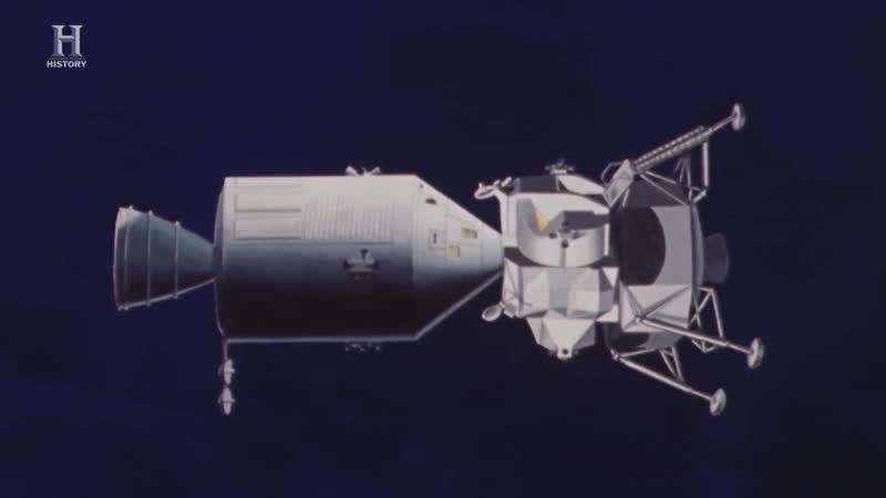 History Channel Высадка на Луну потерянные материалы