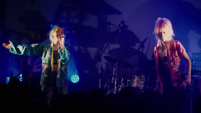OYASUMI HOLOGRAM - note (Live from 5th ALBUM release tour Oya Holo Mannuki-Pretty solid tour- FINAL Shibuya WWWX) (2019.08.10)