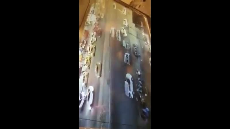 The footage of a suicide car bomb in Kirkuk Iraq