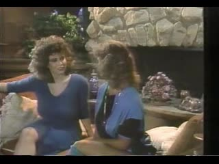 Christy Canyon in films Sex Goddess (1985 y., VHSRip)