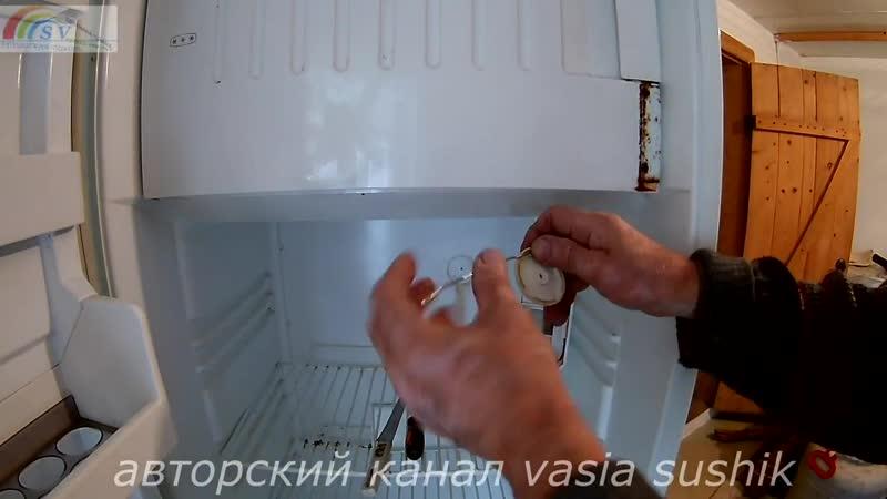 Ремонт холодильника перестал охлаждать