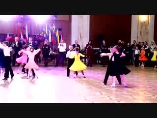 Chisinau international open 2018 children dance
