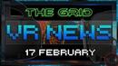 THE GRID VR Virtual Reality News Azgards Wrath Dirt Rally 2 Groundhog Day Yu Gi Oh AngryBirds