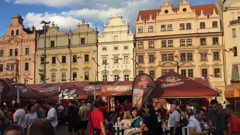 Gambrinusden2019 Plezeň Česka respublika