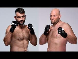 UFC on ESPN 4: Andrei Arlovski vs Ben Rothwell 2