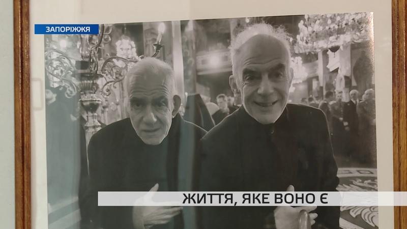 Запорізький митець представив фотовиставку про людину та віру