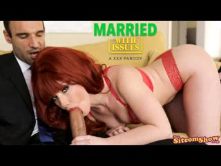 Jennifer White - Married With Issues Peggys Perfect Life |  | Sex Redhead Parody MILF Brazzers Porn Порно