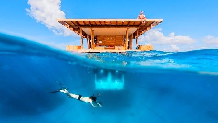 The Manta Resort, остров Пемба, Занзибар, Танзания