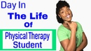 How Hard is Physical Therapy School | Day in the Life of a DPT Student