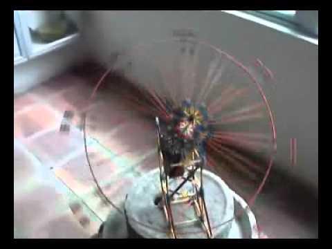 Jigsaw No P0002 Whirly Ferris Wheel