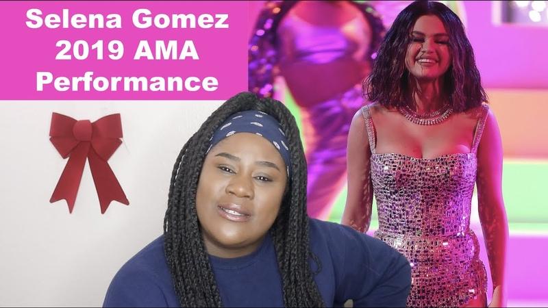 Let's Address Selena Gomez's AMA Performance