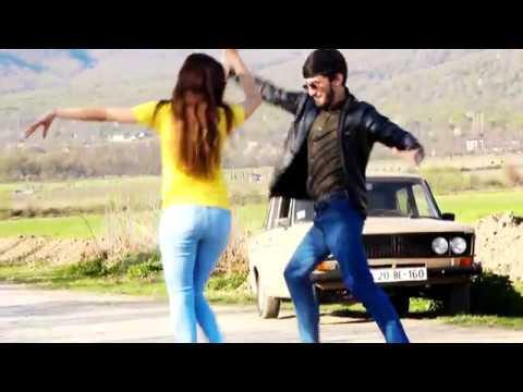 Парень и Девушка Танцует Очень Красиво Чеченская Лезгинка 2019 (Чеченская песня)