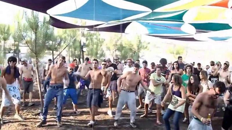 Alienn Live @ Full Power in Lake - Lapa do Lobo Portugal (HD 720p)