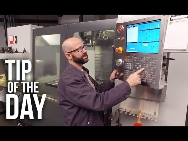 Quick and Easy Backup of your Haas CNC Programs – Haas Automation Tip of the Day