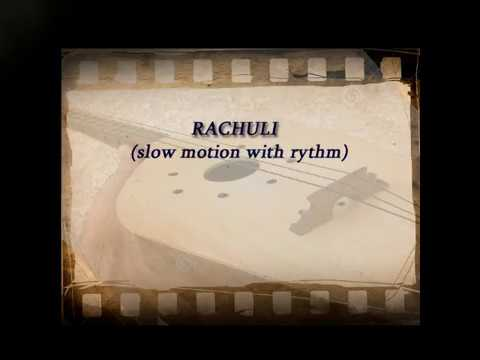Rachuli Panduri chords with rhythm part2