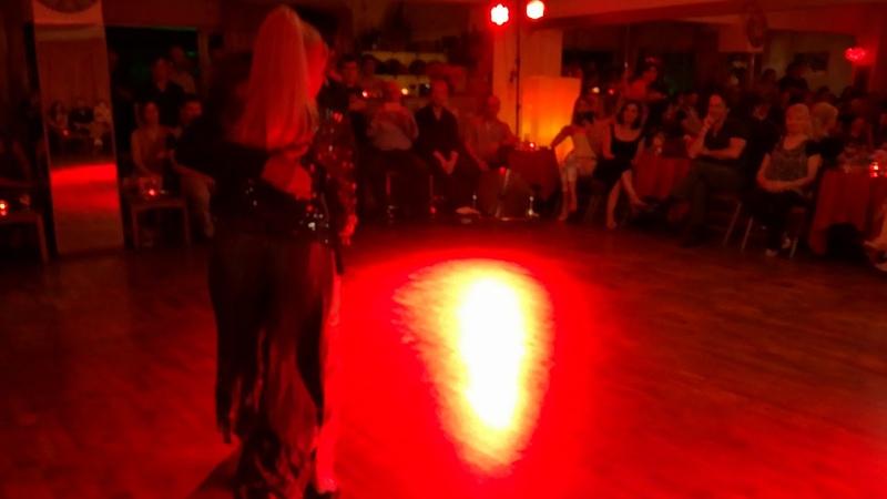 Los Ocampo - tango canyengue - Juan D'Arienzo - El Flete