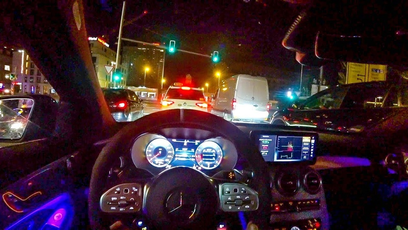 2019 Mercedes AMG C63S Sedan 510HP NIGHT POV DRIVE Lets Drive