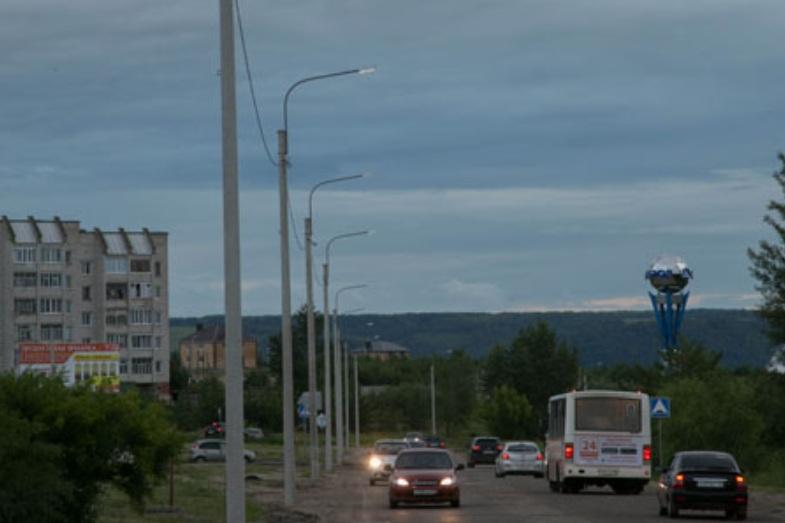 На улицах Волжска до конца марта появятся новые светодиодные светильники