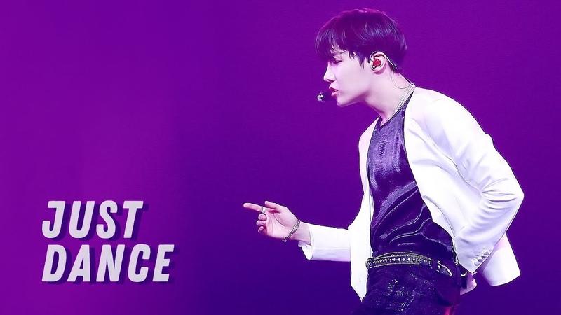 181228 KBS 가요대축제 - Trivia 起 Just Dance 방탄소년단 제이홉 직캠 (j-hope FOCUS FANCAM) 4K