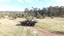 Rheinmetall Boxer CRV for LAND 400 Phase 2 trials
