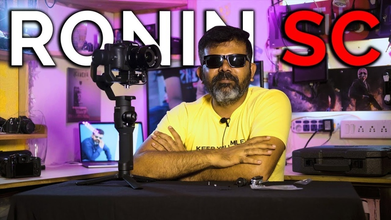 Ronin Sc Best Movment FOr Pre Wedding DJI Ronin-SC Review Test Footage! Better than Ronin-S