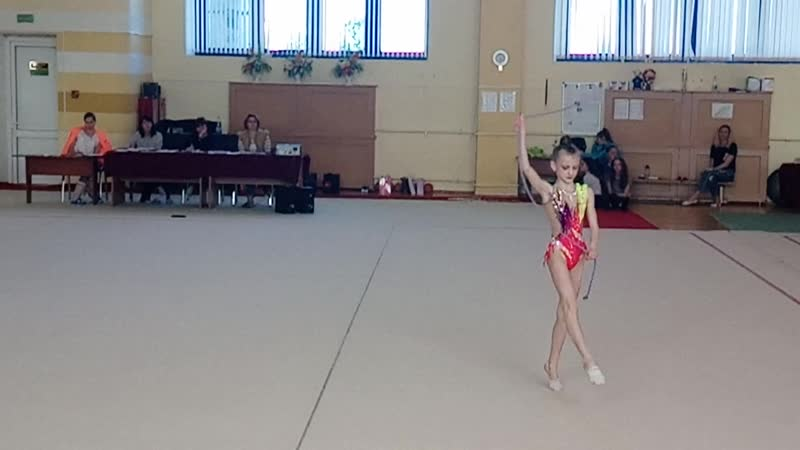 Анастасия Кондрусевич Скакалка 30.05.2019