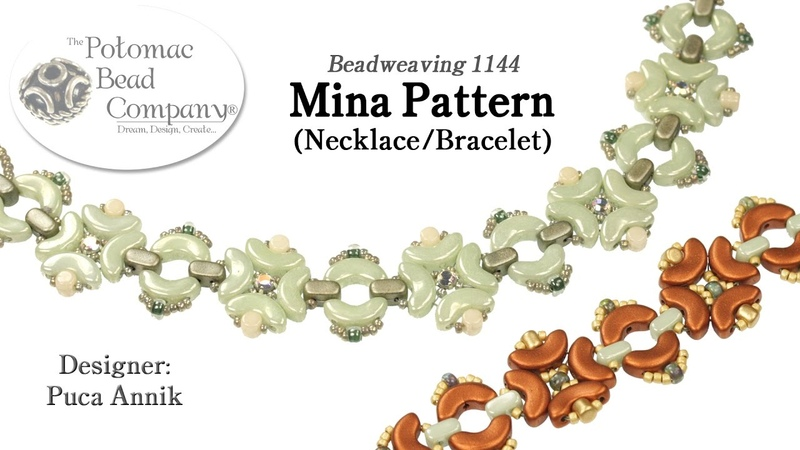 Mina Pattern Puca Tutorial