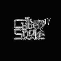 Логотип CYBER SNAKE TV (Рок+) Стримы, Фесты, Клипы